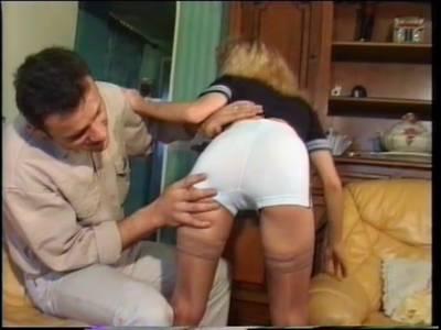 Geiles Amateurpärchen ficken in allen Stellungen beim Pornocastring
